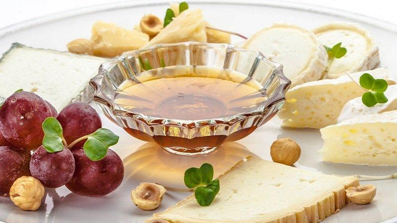 Сыр негушский в блюдах