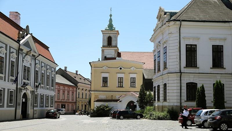 Крепостной квартал