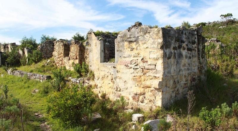 Руины Маргарет
