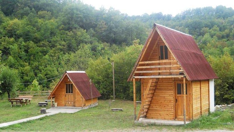 Кемпинг в Черногории