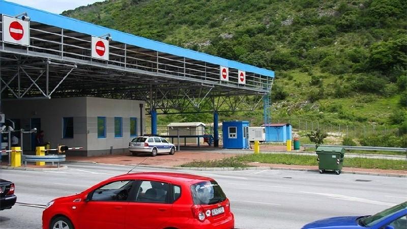 Таможня в Черногории