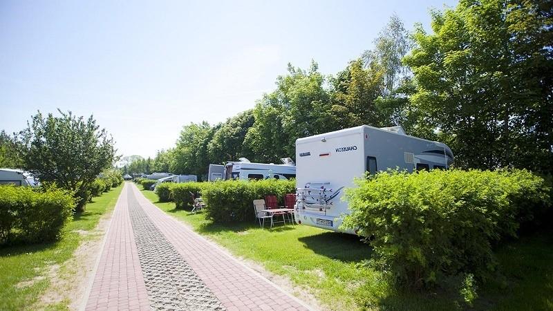 Кемпинг в Польше