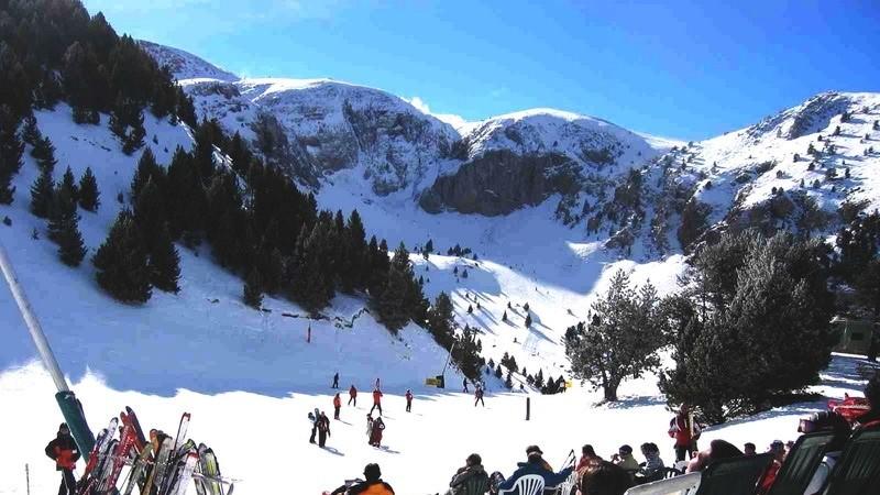Лыжи на Кавказе