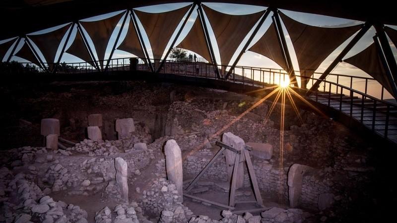 Раскопки в Гёбекли Тепе