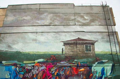 Граффити в Будве