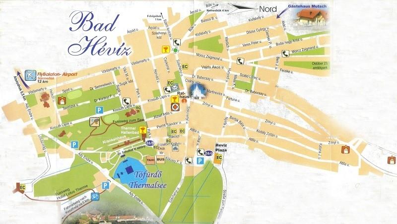 Карта Хевиз