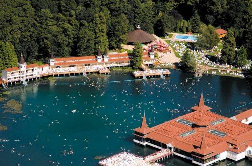 Лечебные курорты Венгрии