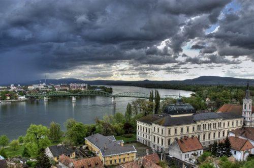 Первая столица Венгрии