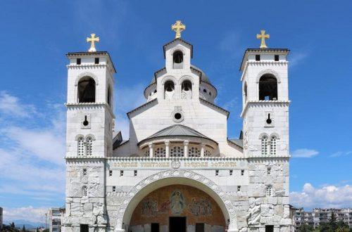Религия в Черногории