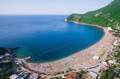 Курорт Чань в Черногории