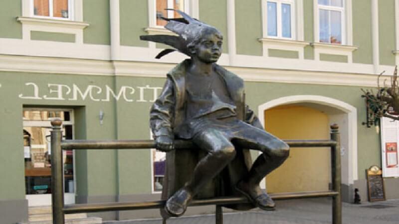 Скульптура Маленькая принцесса