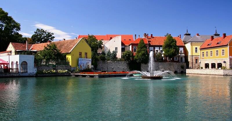 Тапольца, Венгрия