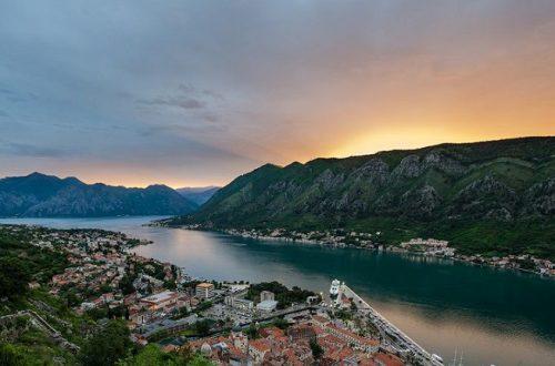 Климат в Черногории