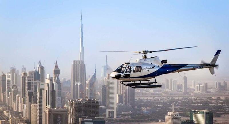 Воздушные экскурсии ОАЭ