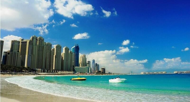 Пляжи Эмиратов
