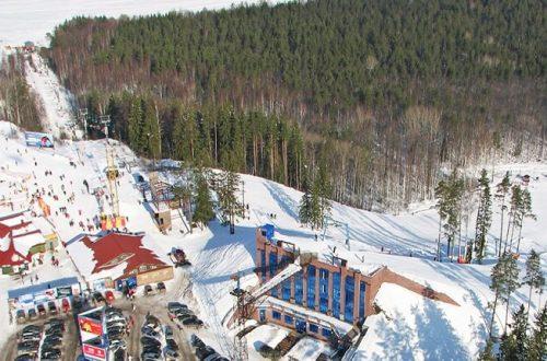 Горнолыжный курорт Коробицыно