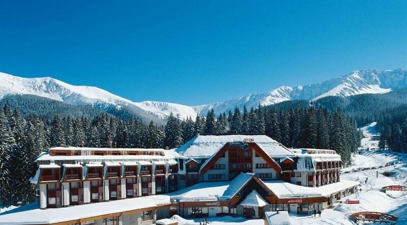Лыжный курорт Ясна