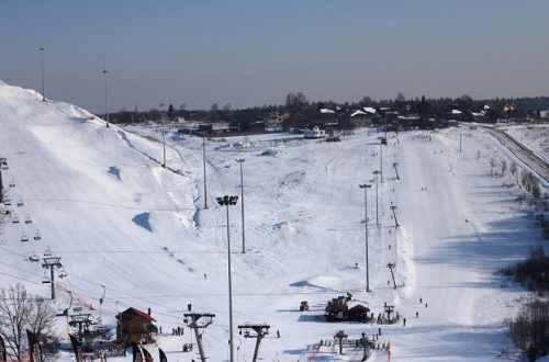 Спортивная база Тягачева