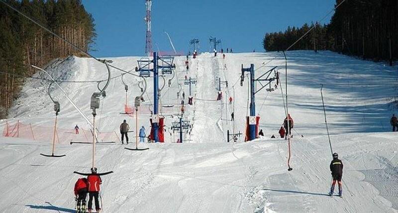 Лыжная база Белокуриха