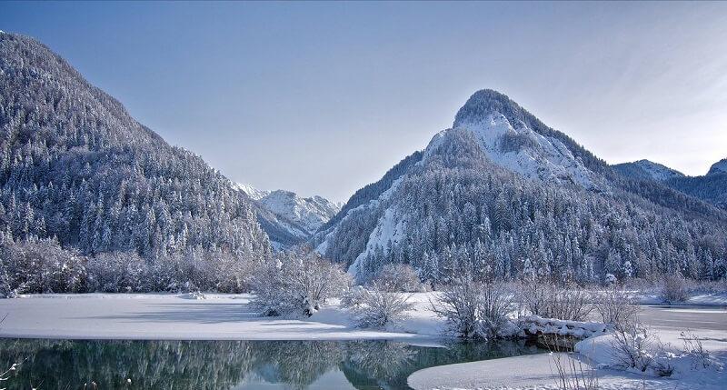 Лыжные курорты Алтая
