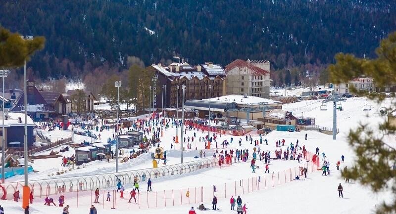 Лыжная база Архыз