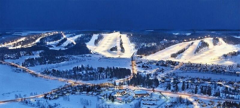 Лыжная база Химос