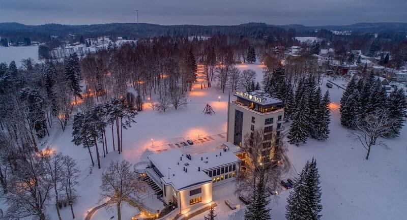 Лыжные курорты Эстонии