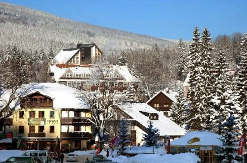 Лыжная база Гаррахов