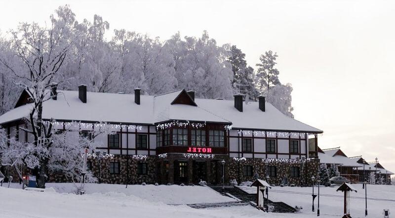 Гостиница Логойска