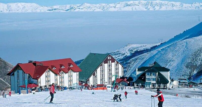 Лыжная база Паландокен