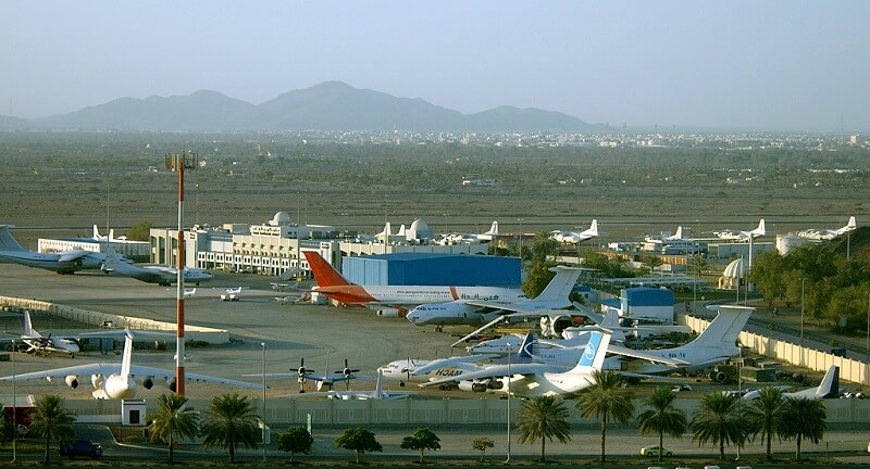 Аэропорт Фуджейра