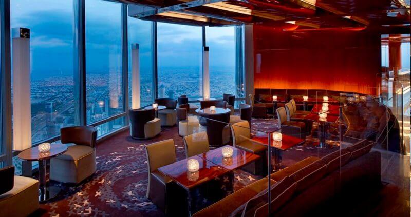 Обзорная площадка The Lounge