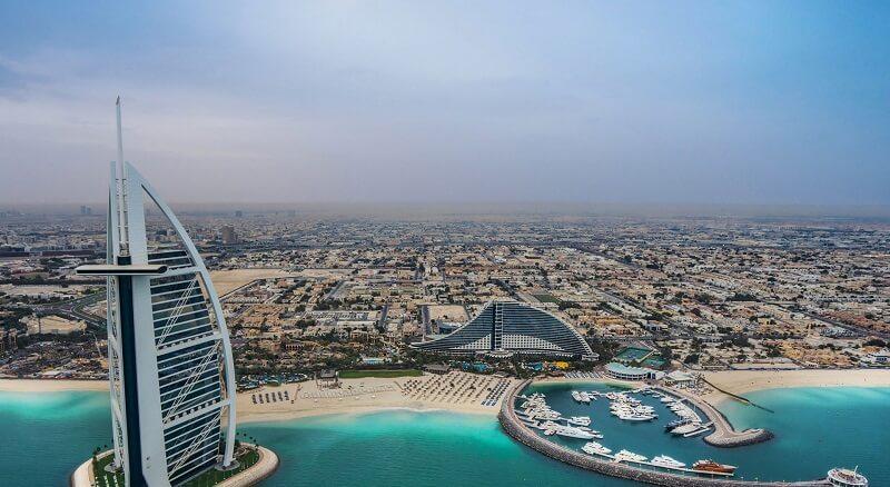 Экскурсия современный Дубай