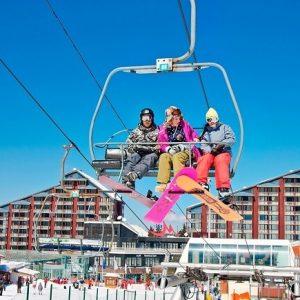 Зимний отдых в Болгарии