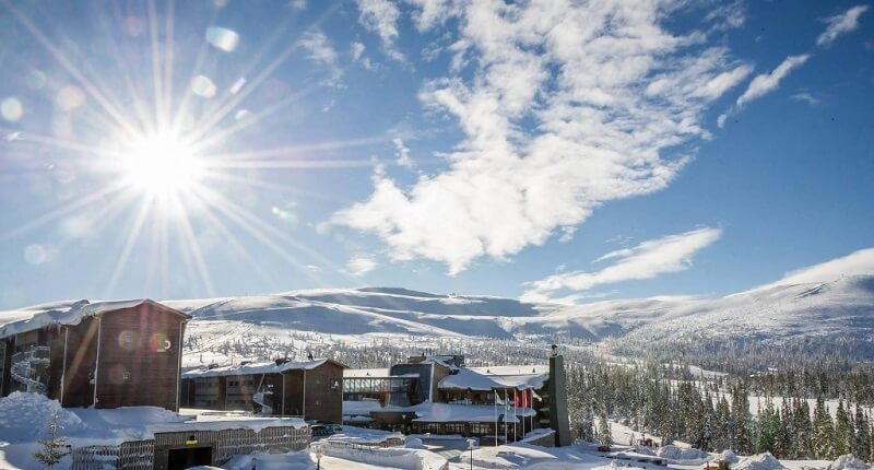 Лыжный комплекс Трюсиль