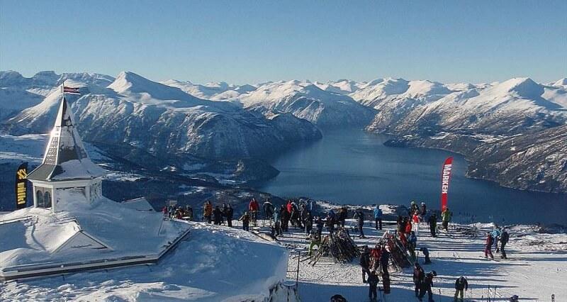 Лыжные курорты Норвегии