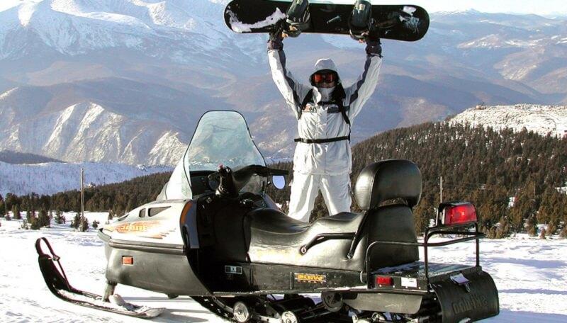 Лыжная база Ергаки