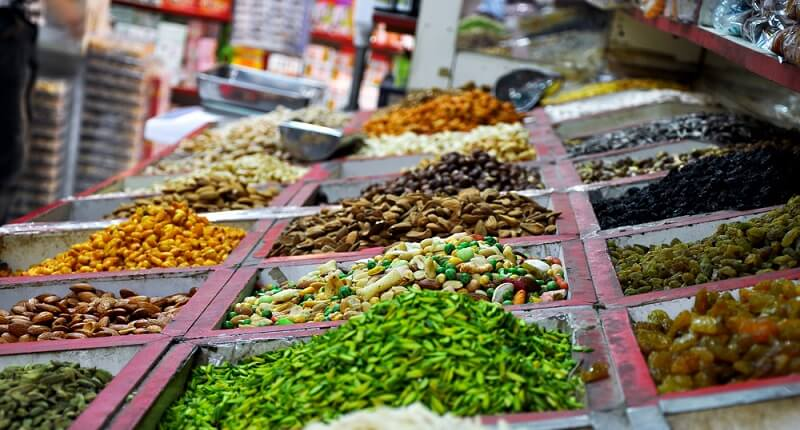 Рынок специй Дубай
