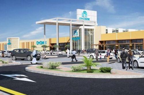 Торговые центры эмирата Аджман