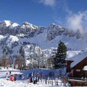 Лыжные курорты Румынии