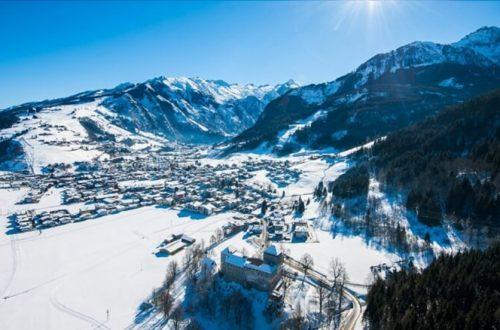 Лыжный комплекс Капрун, Австрия