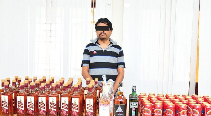 Продажа алкоголя в ОАЭ