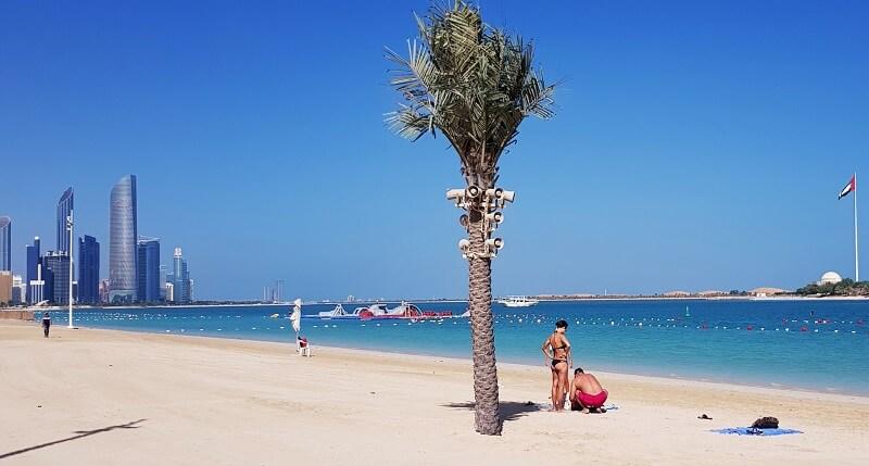 Пляж Аль Монтазах