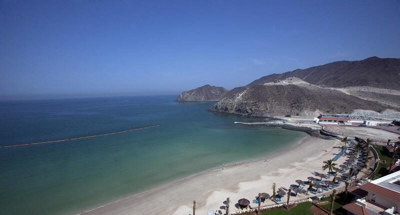 Пляж Хор-Факкан