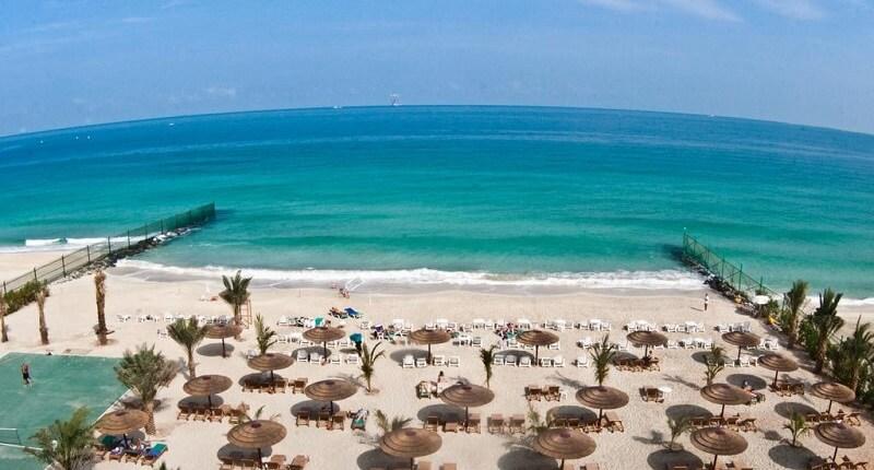Пляж Шарджа Бич