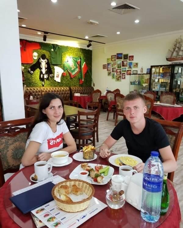 Отзывы о ресторане Казань в ШАрдже