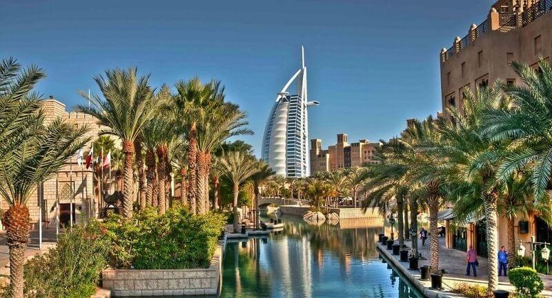 Экскурсии из Шарджи в Дубай