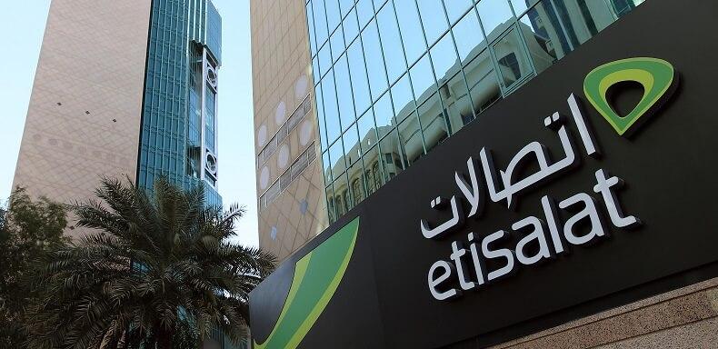 Оператор мобильной связи Etisalat