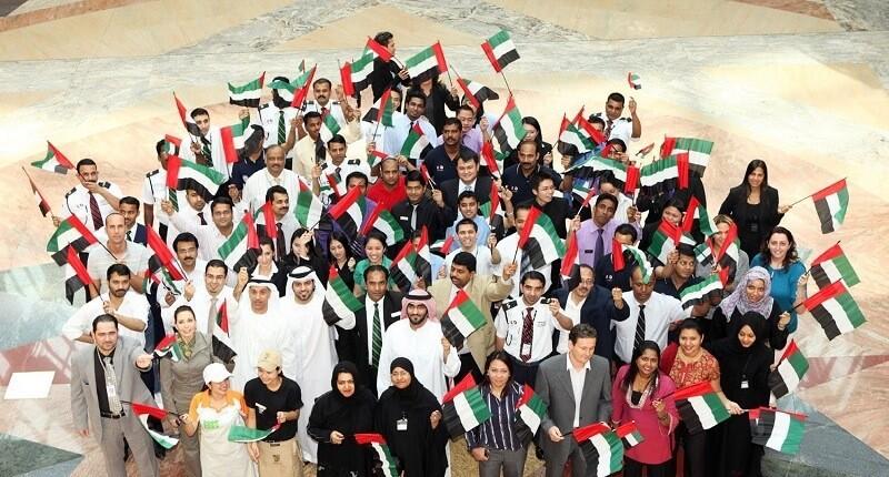 Коренные жители Дубая