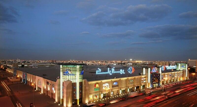Торговый центр Sahara Centre